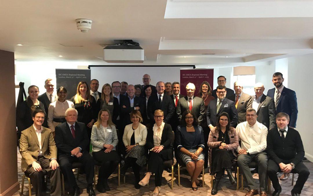 Cross Border Meeting con IRC Executive Search